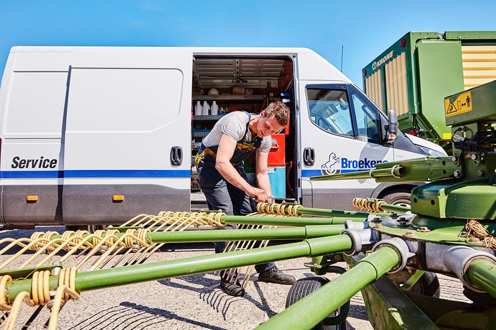 storingsdienst broekens landbouw mechanisatie