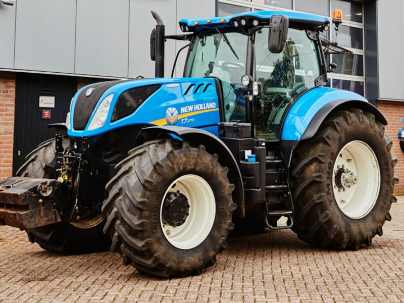 tractoren friesland new holland
